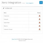 XeroCart - Integrate Opencart with Xero