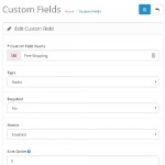 Intelligent Custom Fields for Products