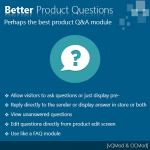 Better Product Questions