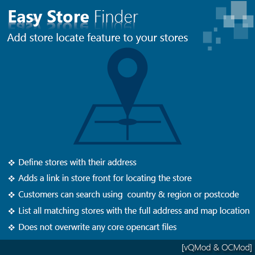 Easy Store Finder