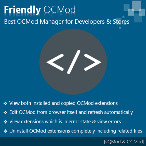 Friendly OCMod