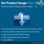 Set product image from URL