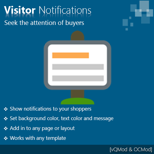 Visitor Notifications